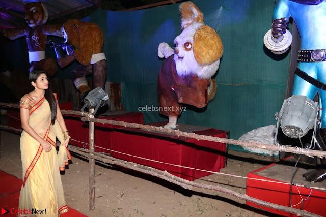 Actress Adhiti Menon Inagaurates 43rd India Tourism and Trade Fair in Chennai    013.jpg