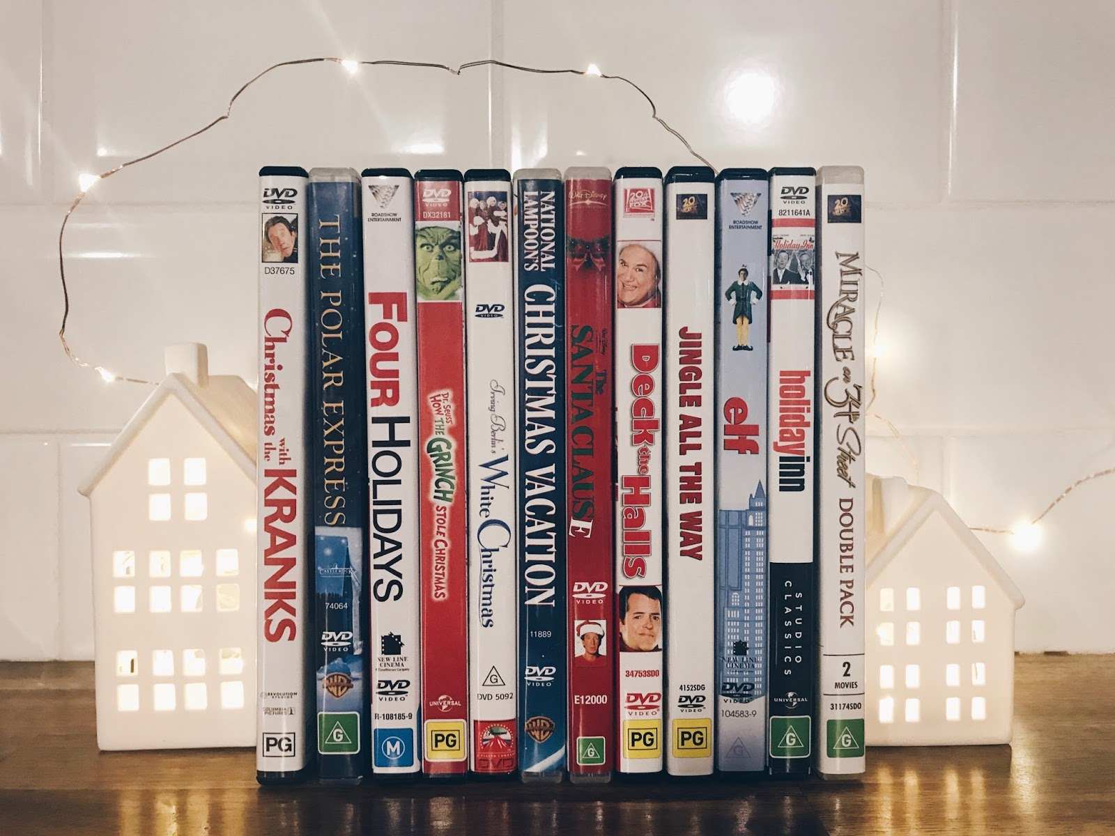 MUST WATCH CHRISTMAS MOVIES | ALIBRILLE