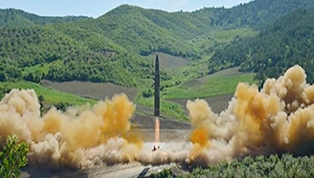 Kim Jong-Un : senjata nuklir adalah pedang berharga negara kita