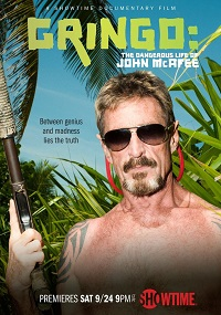 Watch Gringo: The Dangerous Life of John McAfee Online Free in HD