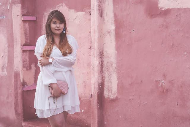 Blog boho sukienki stylizacja