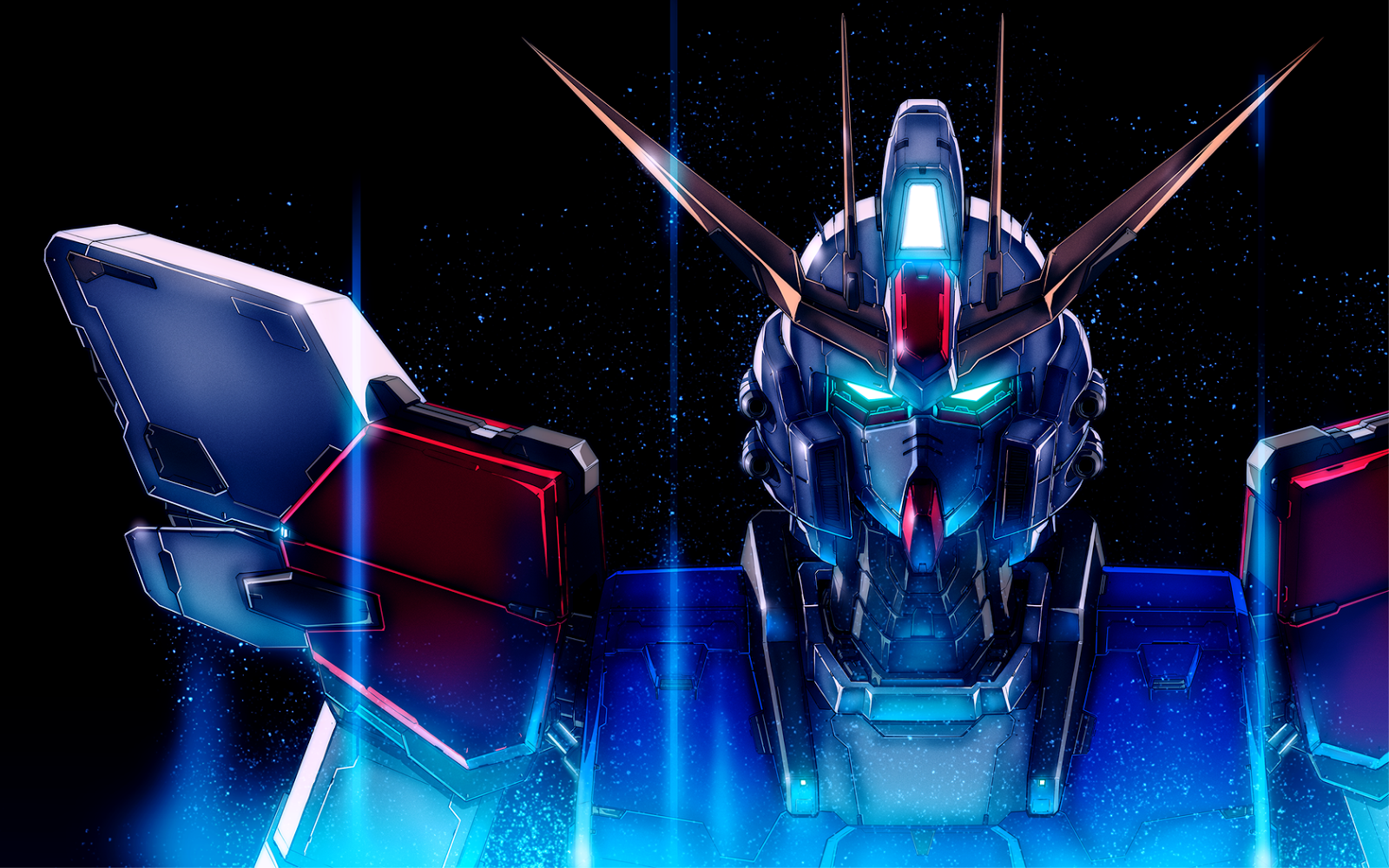 build strike gundam wallpaper