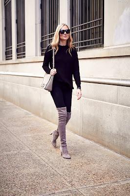 Botas de Mujer Sobre la Rodilla