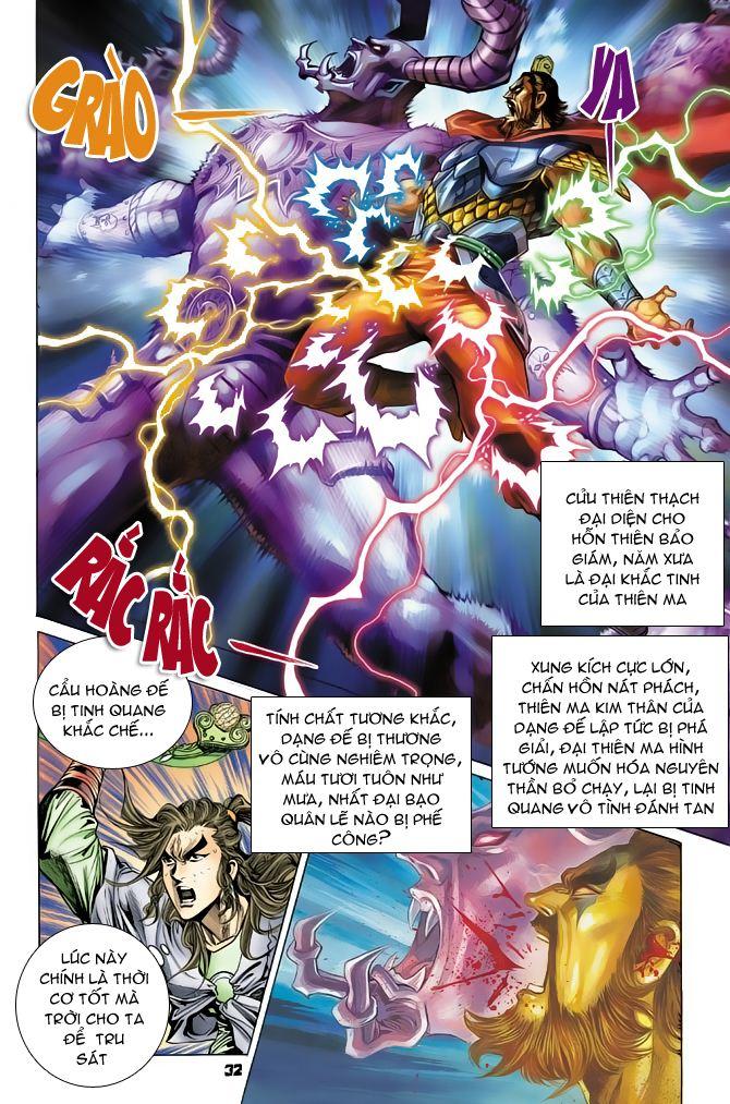 Đại Đường Uy Long chapter 52 trang 31