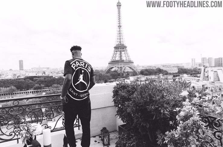 Nike To Release More Psg X Jordan Kits In 2019 20 And 2020