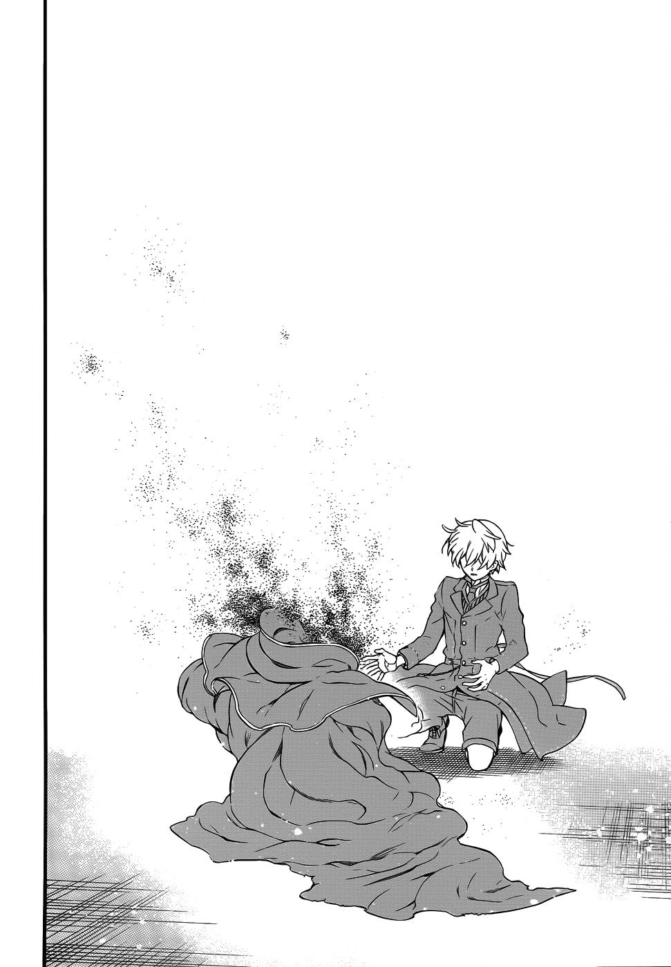 Pandora Hearts chương 098 trang 32