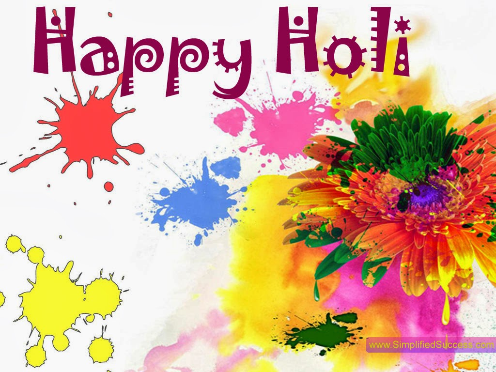Happy Holi Greetings Wishes Sms Messages 2014 Whatsapp