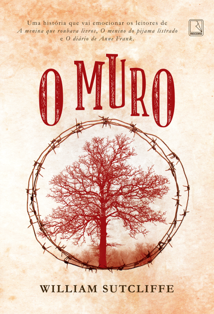 #Resenha 105, O Muro, do autor Willian Sutcliffe.