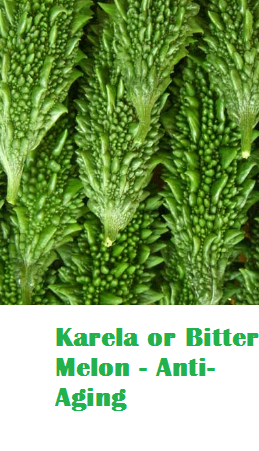 Health Benefits Of Karela or Bitter Melon - Anti-Aging