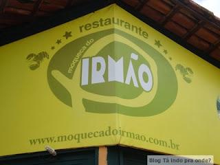 """restaurante """"Moqueca do Irmão"""""""