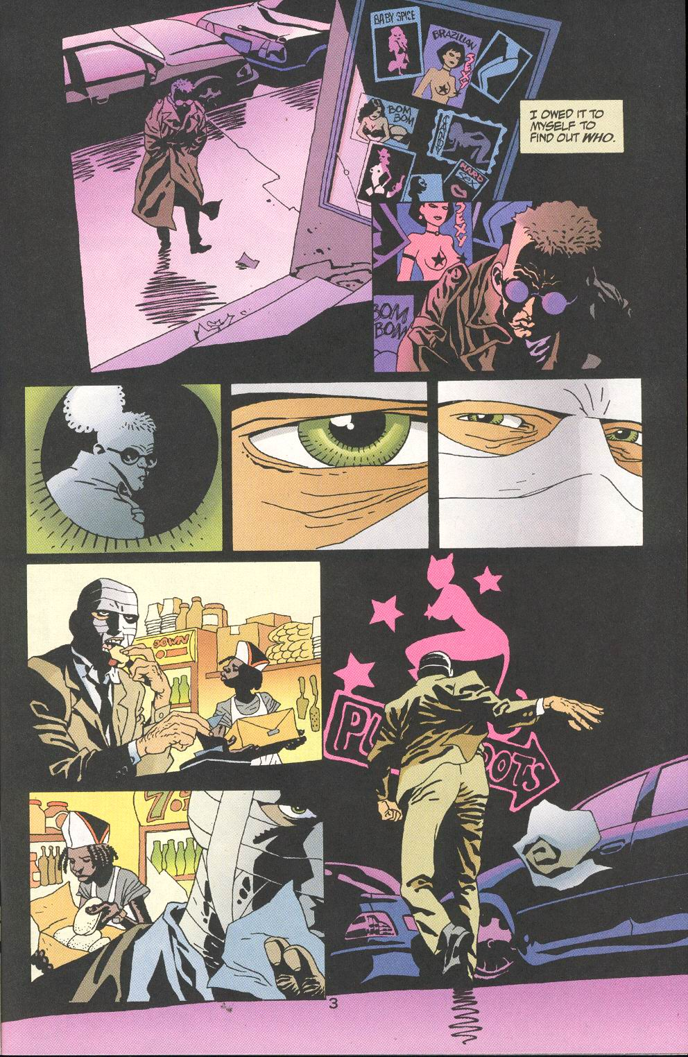 Read online 100 Bullets comic -  Issue #32 - 5