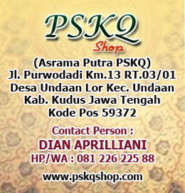 PSKQ online shop