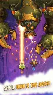 HAWK – Force of an Arcade Shooter. Shoot 'em up! v1.6.2463 Mod Apk + Data Free Downoad