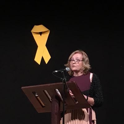 'M. Carme Arnau - Premis Literaris Arts i Lletres 2017'