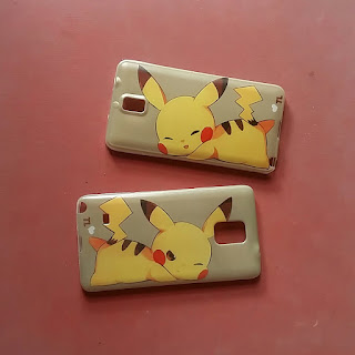custom case couple pokemon