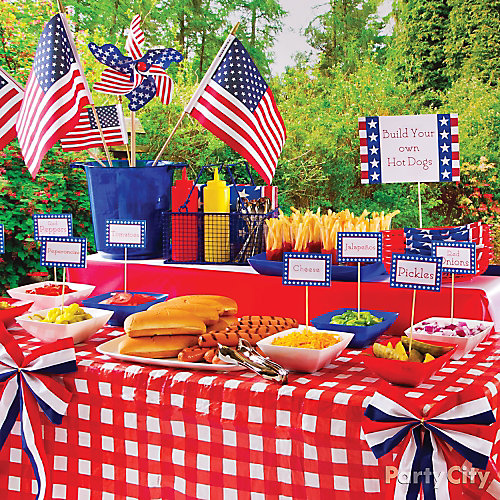 4th Of July Party Ideas 2017 - Best Fourth July Decoration & Recipes Ideas