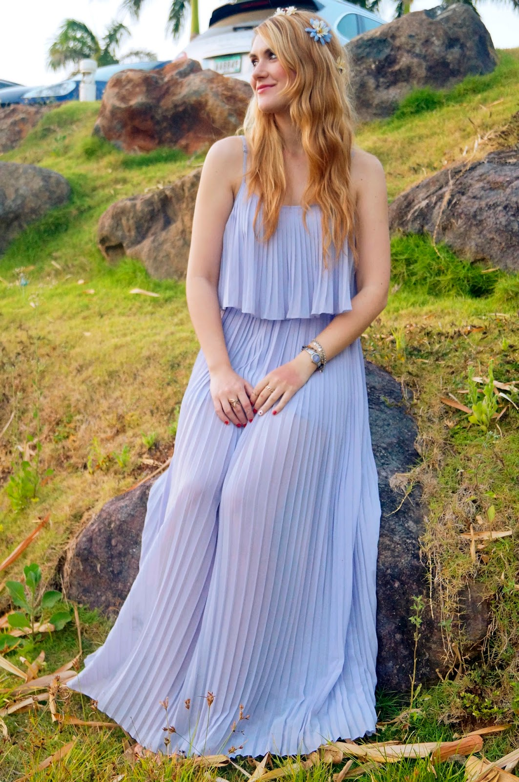 Maxi Dresses are perfect for the Beach