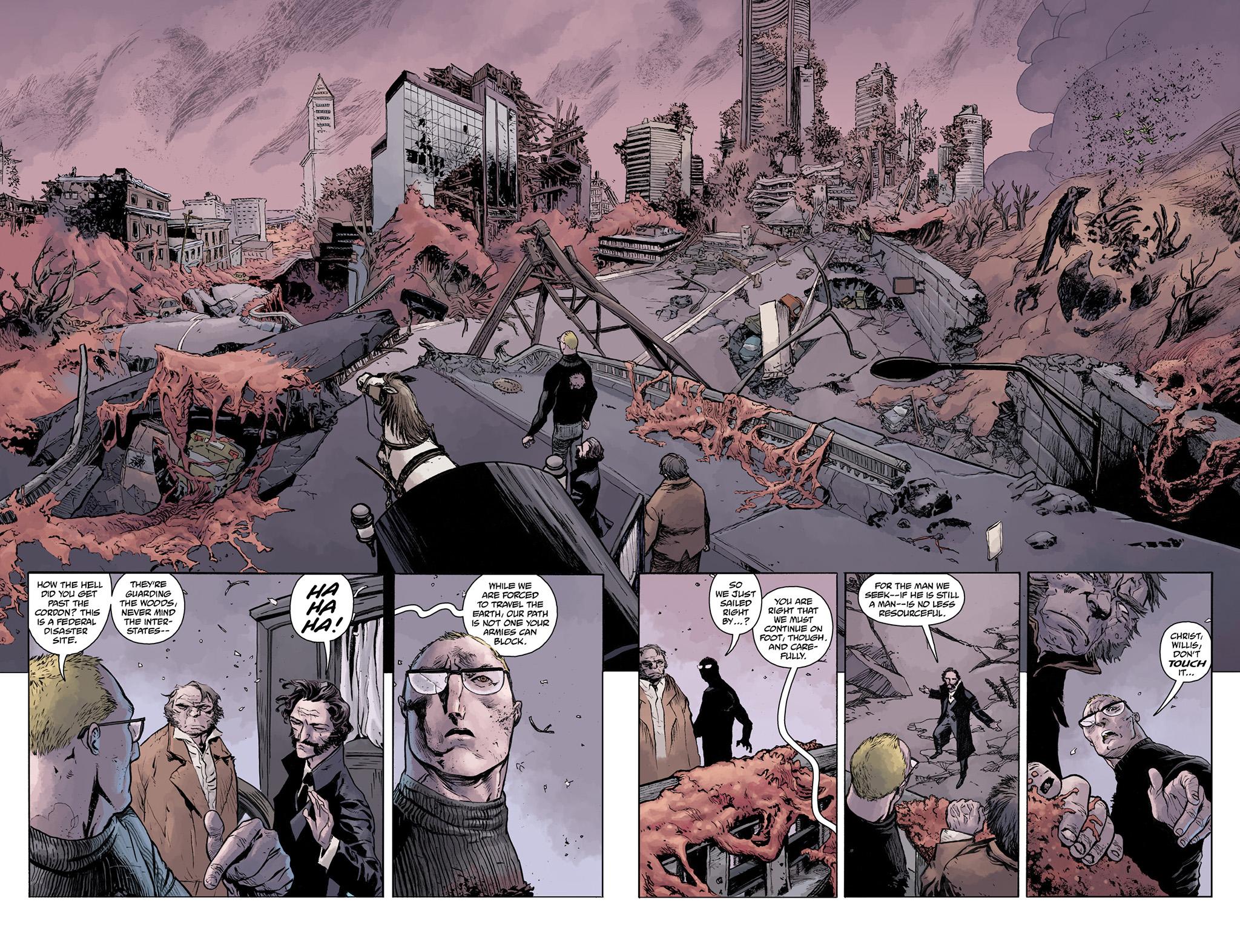 Read online Abe Sapien comic -  Issue #11 - 4
