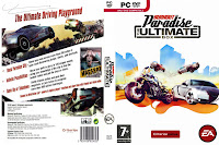 Burnout Pardise The Ultimate Box (PC) 2009