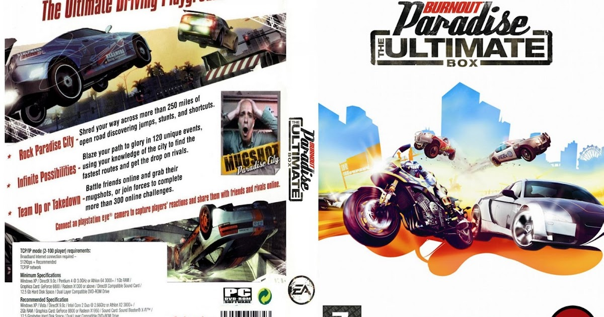 freepcgame burnout paradise the ultimate box full pc game free download. Black Bedroom Furniture Sets. Home Design Ideas