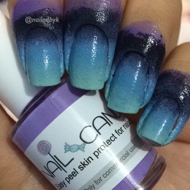 NailCandi Easy Peel Skin Protector for Nail Art | Nailed by Kim