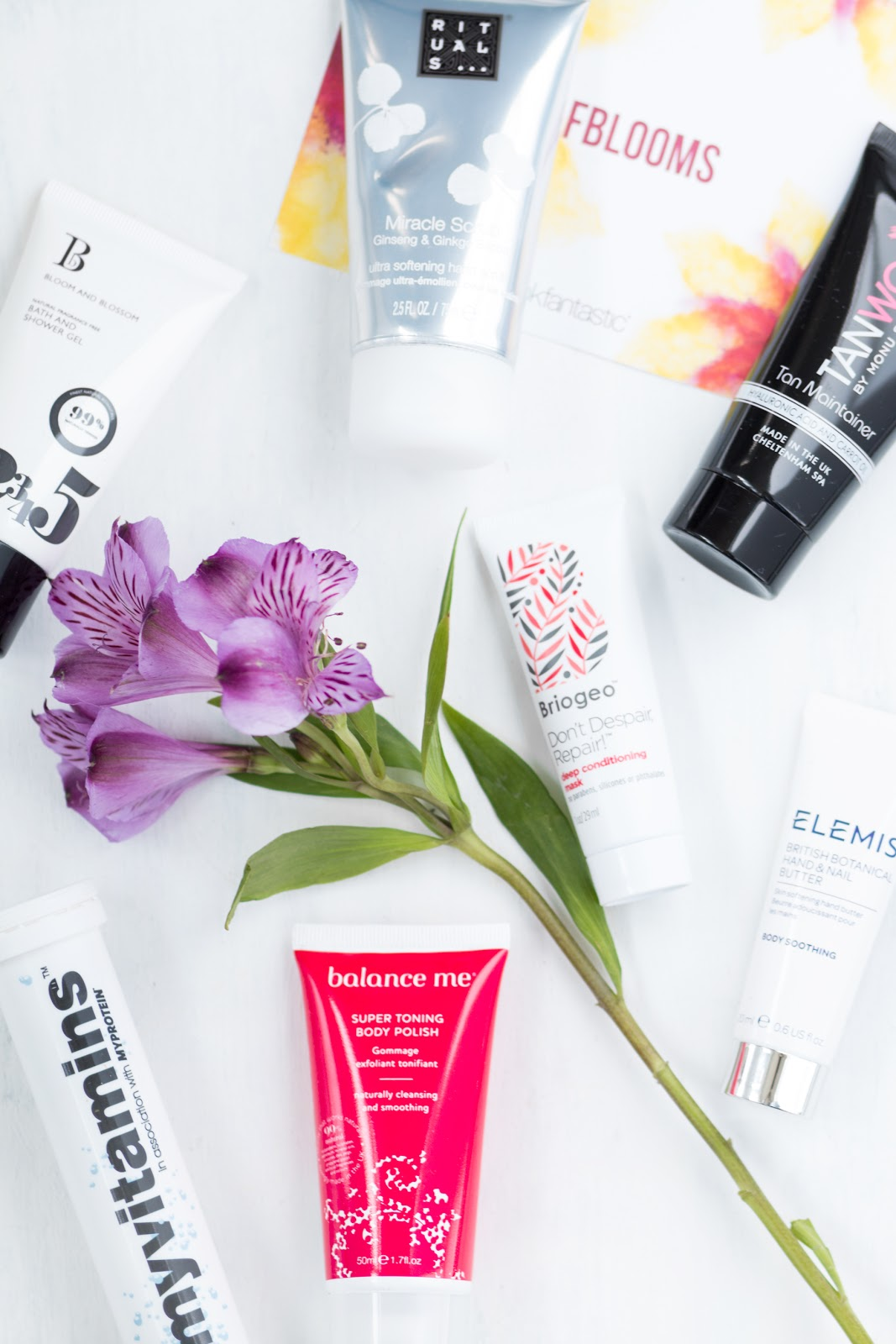 WHAT'S IN APRIL'S BEAUTY BOXES?