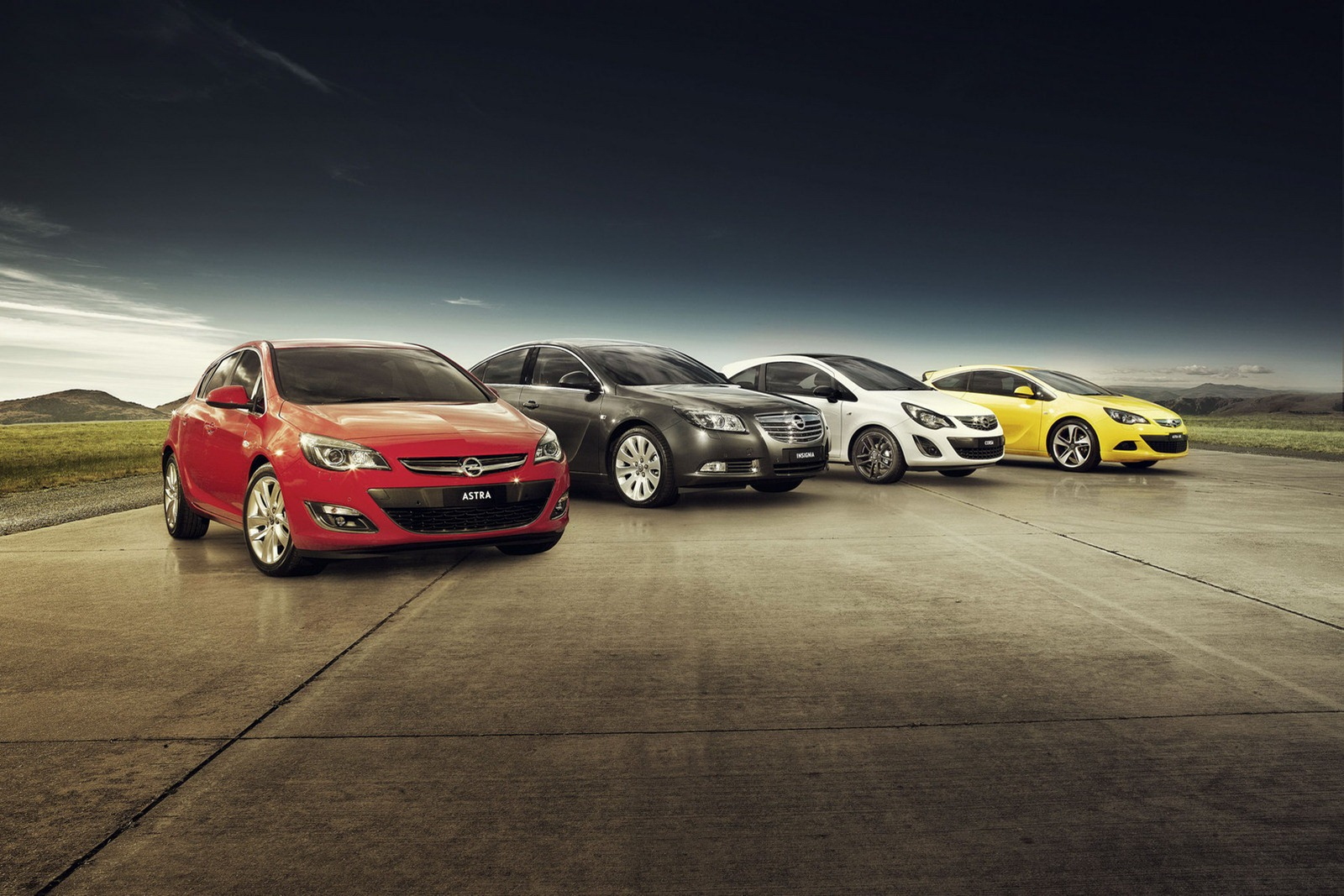 Opel cars in australia