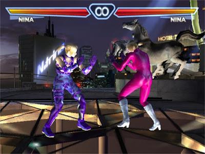 Tekken 4 PC Game Free Download