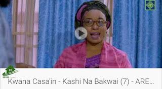 Kwana Casa'in Kashi Na bakwai 7