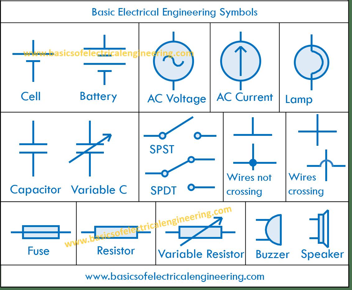 Ac Wiring Diagram Symbols Chevy 350 To Distributor