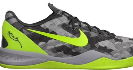 317a05788eb4 ajordanxi Your  1 Source For Sneaker Release Dates  Nike Kobe 8 System Sport  Grey Volt-Pure Platinum Release Reminder