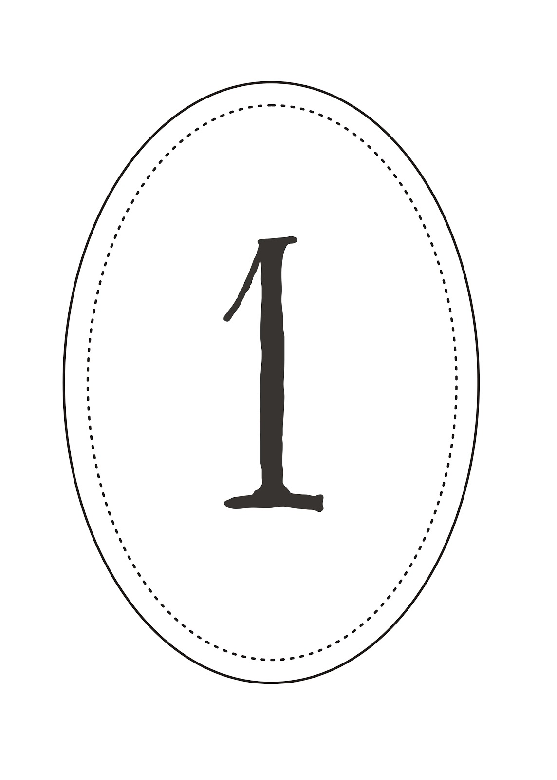It's just an image of Printable Wedding Table Numbers within wedding word form