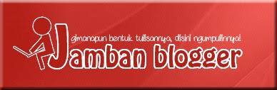 Logo lama jamban blogger