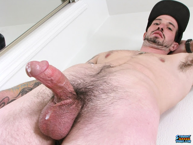 Straight Jock Cock For His Gay Ass