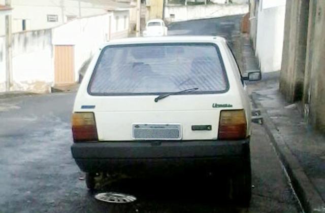 Guarda Municipal de Alfenas (MG) localiza carro furtado e abandonado