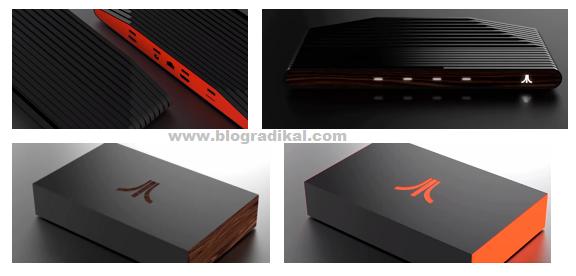 Atari: Yeni Ataribox konsol ile geri dönüyor