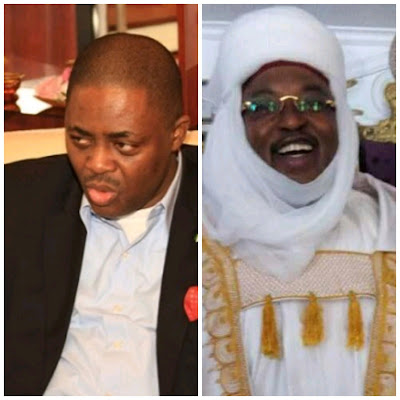 Image result for Oba, the Oluwo of Iwoland converting to an 'Emir'.