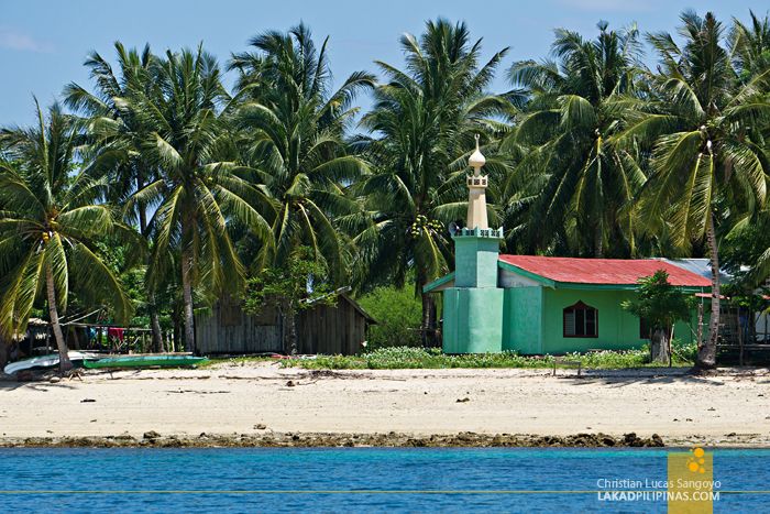Once Islas Bobo Island