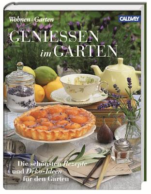 Gartenblog Topfgartenwelt Gartenbuch Rezension: Genießen im Garten, erschienen im Callwey-Verlag