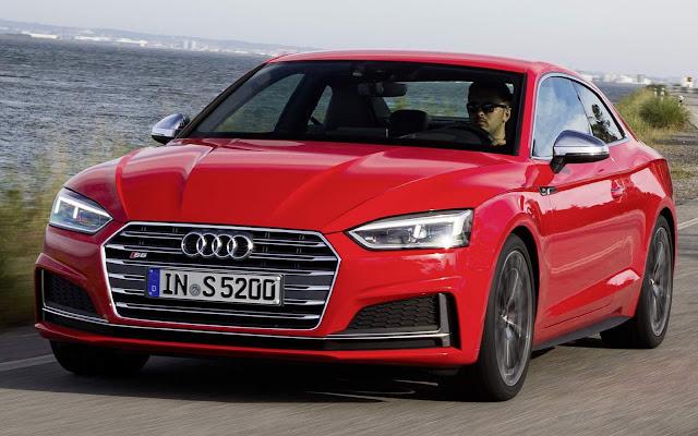 2017 Audi A5 3.0 TFSI