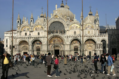 Piazza-San-Marco-in-Venice-Italy