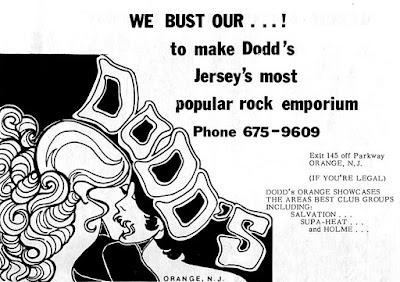 Dodd's rock emporium East Orange, New Jersey