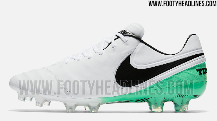 80e01b71682 Unique White Nike Tiempo Legend 2017 Boots Released - Leaked Soccer ...