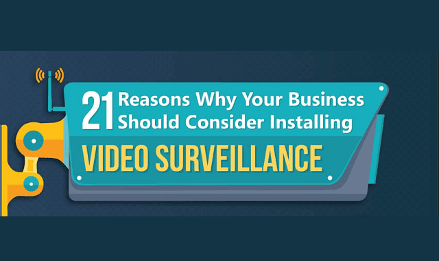 21 Reasons Why Your Business Should Consider Installing Video Surveillance