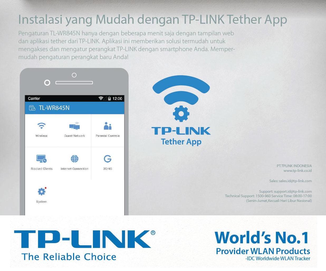 Tp Link Wifi Tl Wr840n 300mbps Wireless N Router Sinyal Jauh Antena Versi Terbaru Produksi October 2016 Dilengkapi External 2x 5dbi Untuk Penyebaran Yang Lebih Optimal Tampilan Web Ui Simple