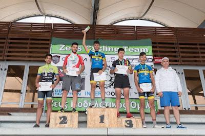 Το χρυσό μετάλλιο στο 2ο Race of Zeus Cup Cirquit κατέκτησε ο Πανηγυράκης