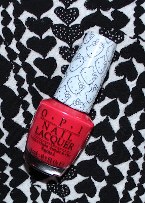 OPI 5 Apples Tall