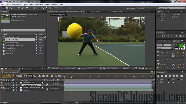 Adobe after effects cs4 free download for windows vista