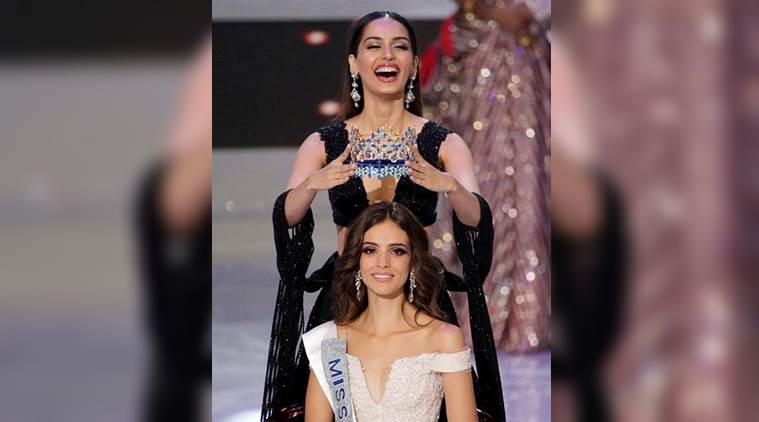 Mexican's Venessa Ponce De Leon Crowned As Miss World 2018 (Photos)