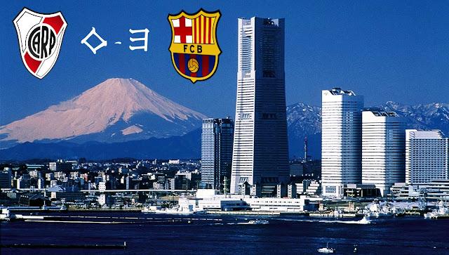 Rascacielos de Yokohama, con el Fujiyama al fondo. En cualquier momento aparece Mazinger Z.